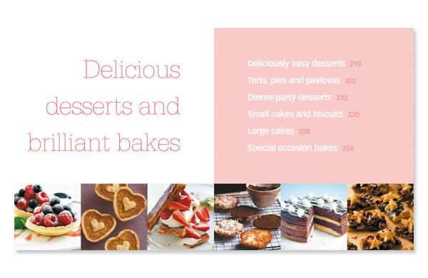 Cookery book design by annette peppis graphic designer in richmond bbc forumfinder Choice Image