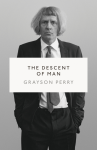 The Descent of Man book by Grayson Perry cover
