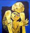 Thumbnail of a guayasamin painting