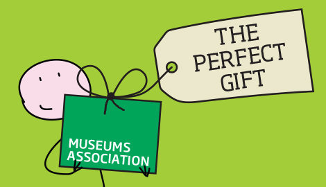 Museums association gift membership