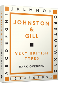 Johnston and Gill book cover