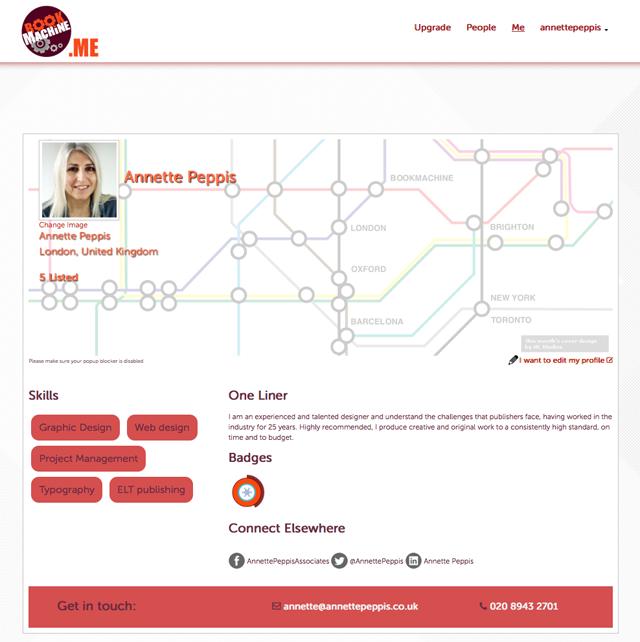 bookmachine.me profile screengrab