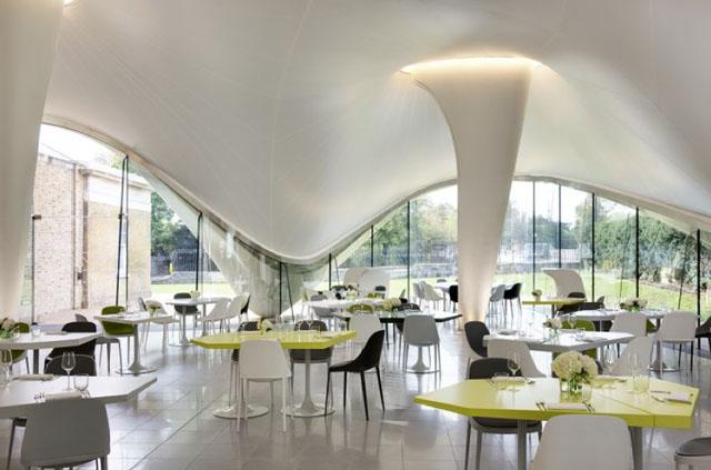 The magazine restaurant interior annette peppis
