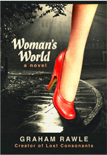 Revised cover design for Woman's World