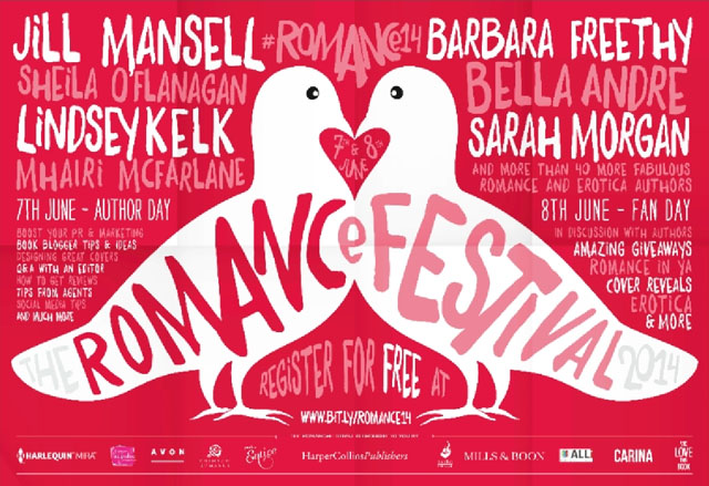 Romance Festival poster