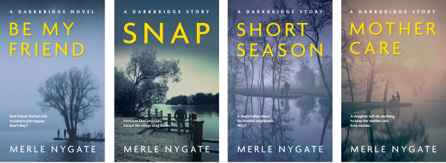 Darkbridge cover design series