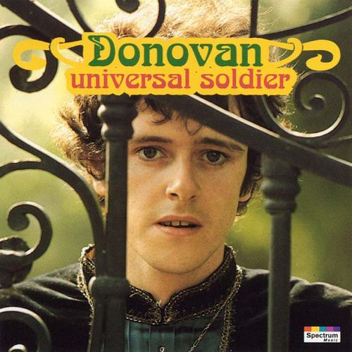 A Donovan album from the 1960s which uses the Arnold Bocklin font.