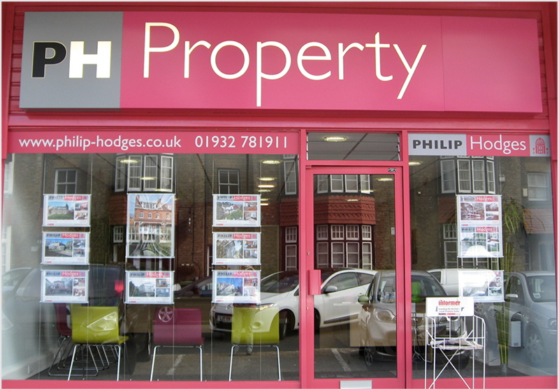 PH Property Estate Agent Storefront