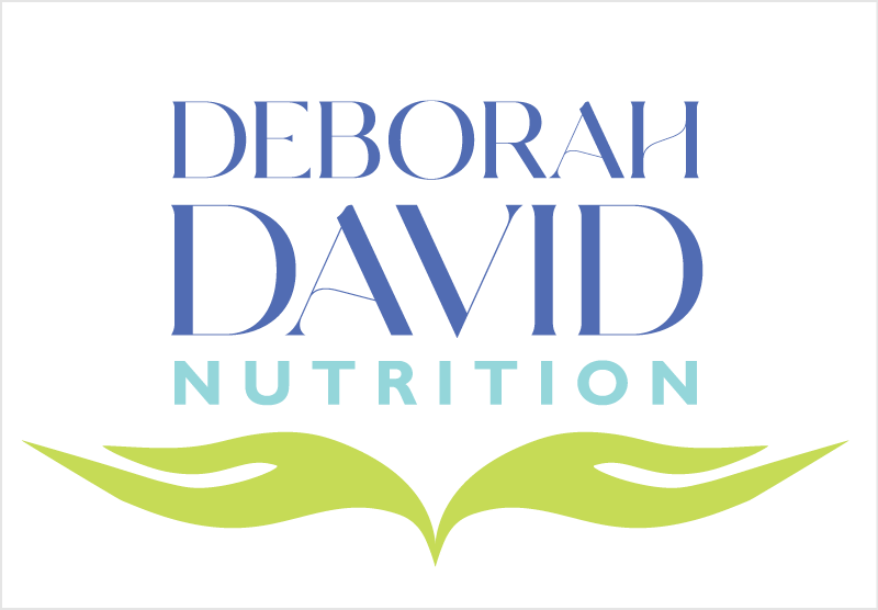 Nutrition Wellbeing Logo Design