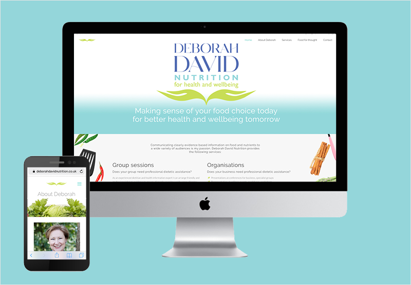 Deborah David Nutrition Design
