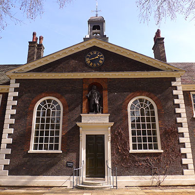 The Geffrye Museum in Dalston