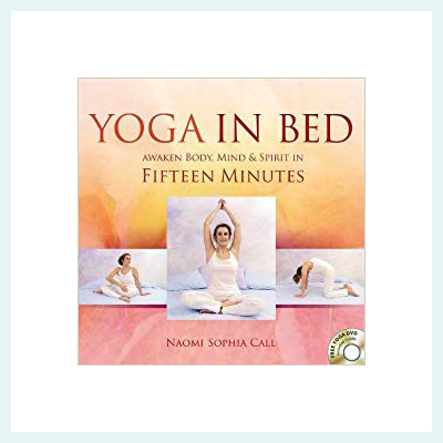 Yoga book cover design