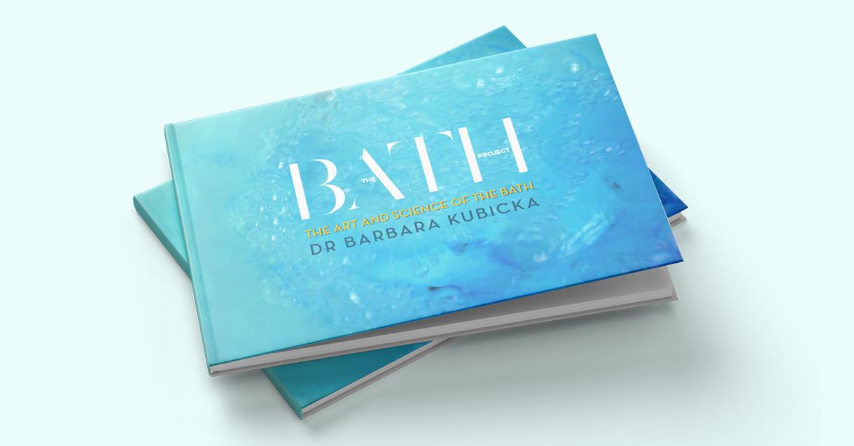 The final book cover design.