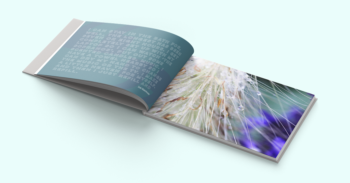 Design of the Introduction spread of a book.