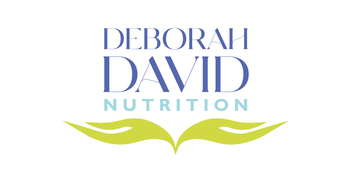 Logo design for Deborah David Nutrition