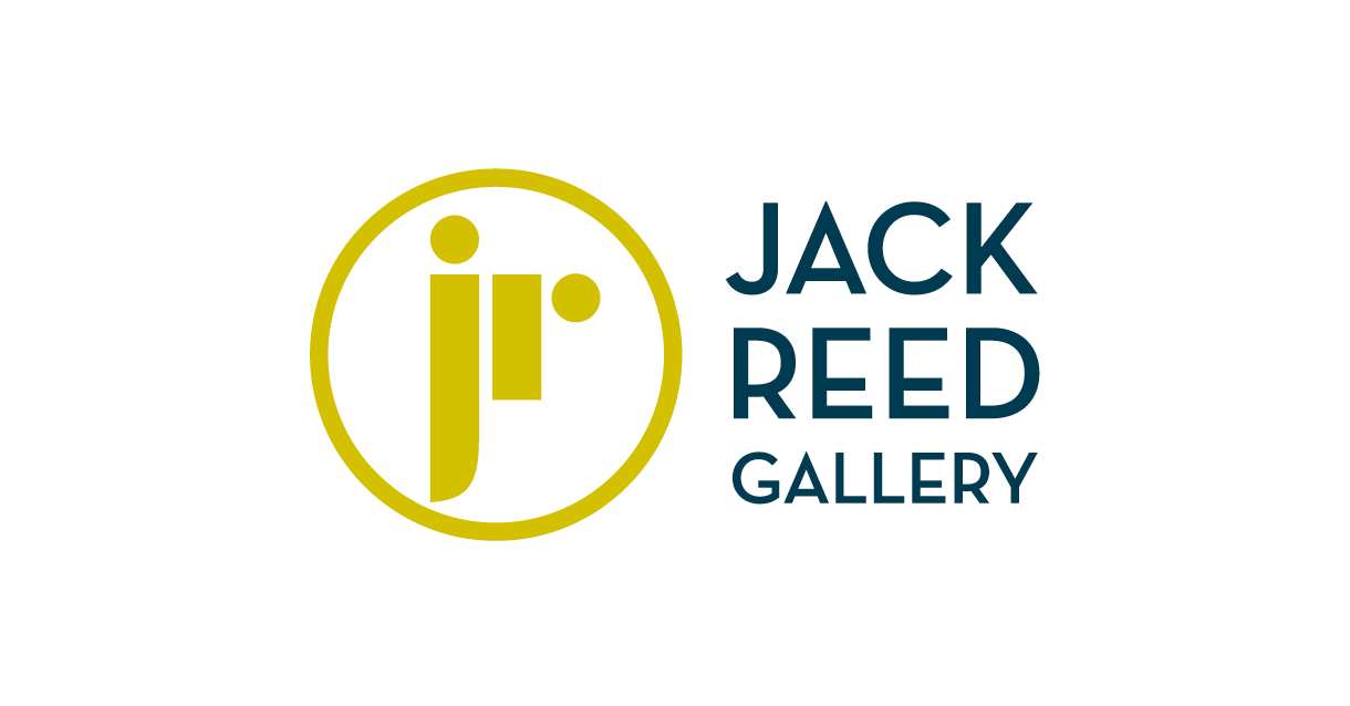 Logo design for Jack Reed Gallery.