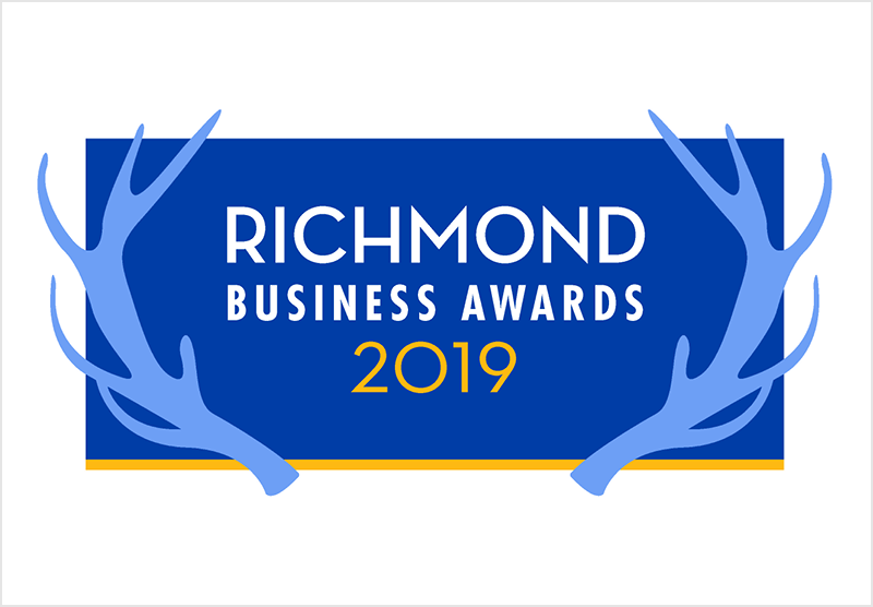 Logo design for the Richmond Business Awards
