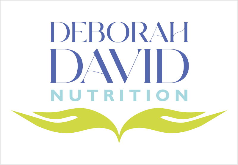 Logo design for a nutritionist