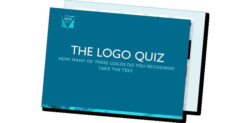 Peppis Designworks logo quiz