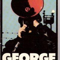 1984 paperback book cover (megaphone design)