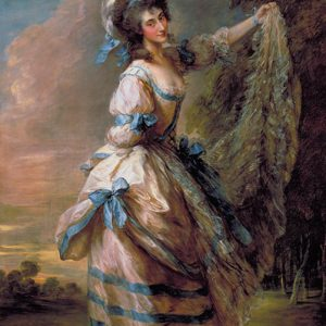 Giovanna Baccelli by Thomas Gainsborough